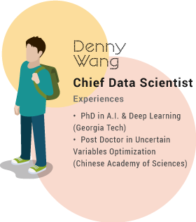 Denny Wang - Chief Data Scientist