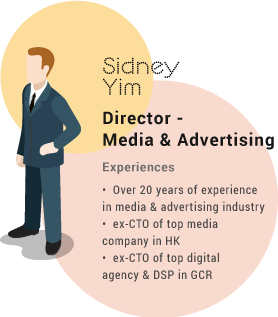 Sidney Yim - Director - Media & Advertising