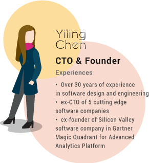Yiling Chen - CTO & Founder